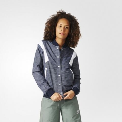 Куртка бомбер женская adidas ORIGINALS TRACKTOP
