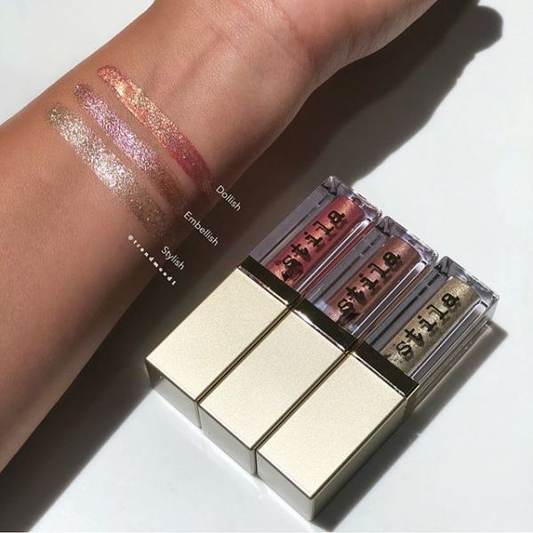 Stila Iridescent Glitter&Glow Liquid Eye Shadow Set