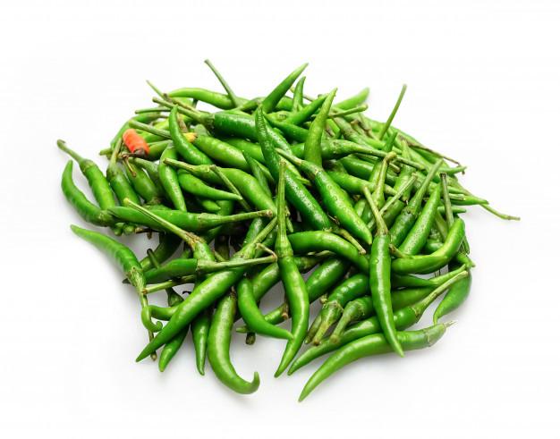 Купить зеленый тайский чили