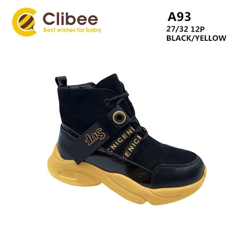 Clibee A93 Black/Yellow 27-32