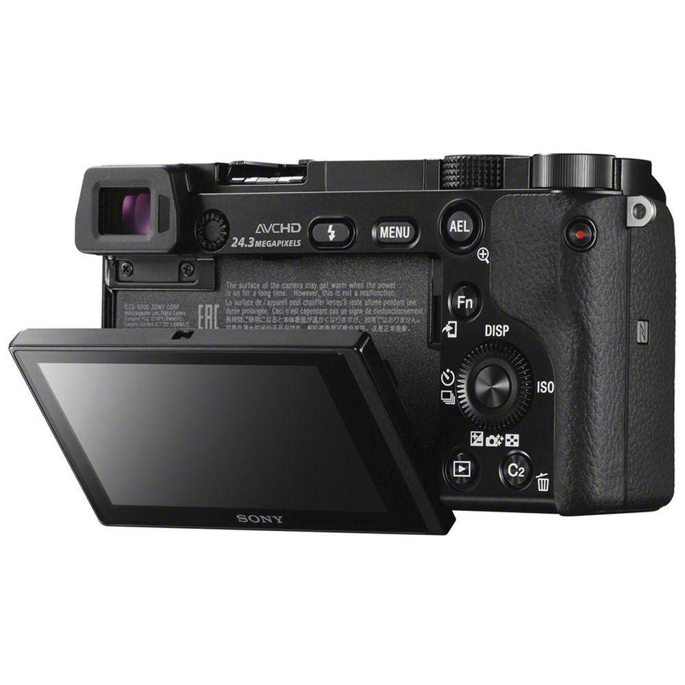Фотокамера Sony A6000 body без объектива