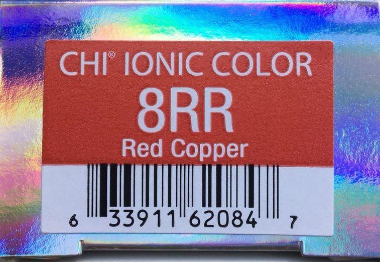 Крем-краска CHI Ионик 8 RR 85 гр
