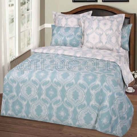 Комплект постельного белья  Аквамарин Premium