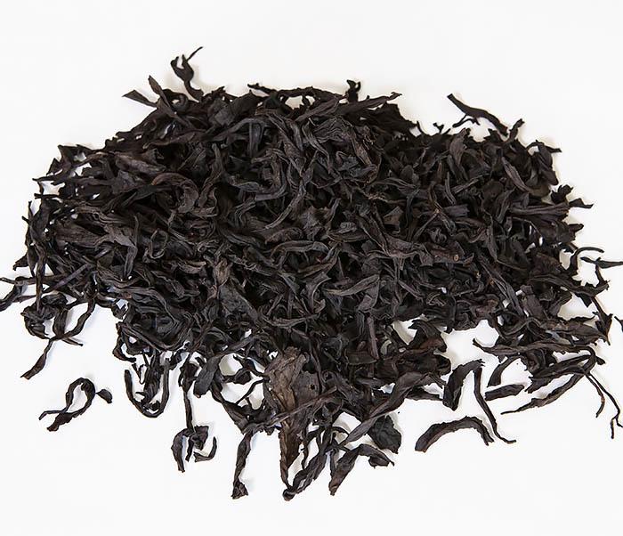 TEA-CH115 Китайский чай «Большой Красный Халат» (Да Хун Пао, сильная обжарка, 50 гр) фото 02