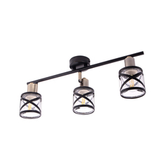 INL-6146W-03 Antique brass & Wengue