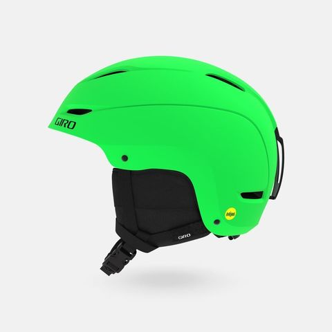 Шлем GIRO RATIO Matte Bright Green