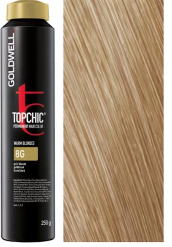 Goldwell Topchic 8G русый золотистый TC 250ml