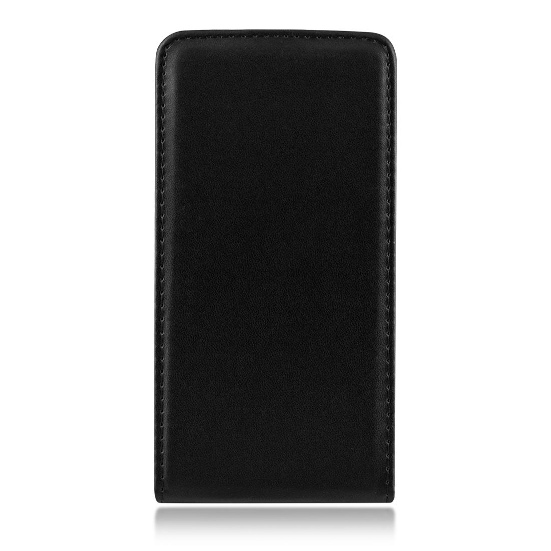 Чехол откидной для Xperia C4 чёрного цвета купить в Sony Centre