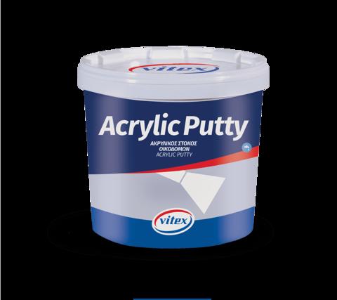 Акриловая шпаклевка на водной основе  Acrylic Putty