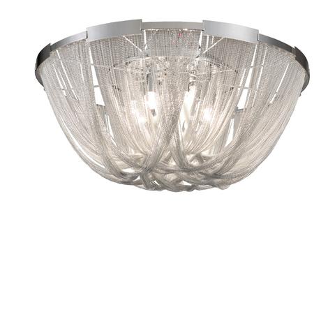 Потолочный светильник копия  Soscik by Terzani (серебряный)