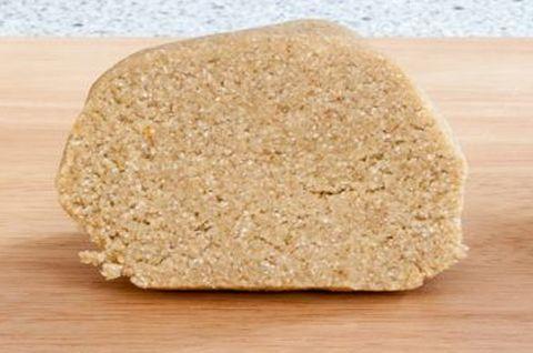 Несладкое песочное тесто без глютена
