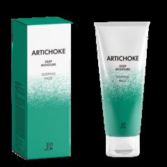 Ночная восстанавливающая маска для лица J:ON Artichoke Deep Moisture Sleeping Pack, 50гр