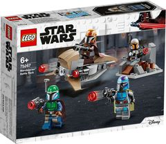 Lego konstruktor Star Wars Mandalorian# Battle Pack