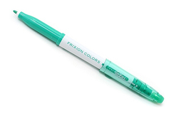Стираемый маркер Pilot FriXion Colors (G — green — зеленый)
