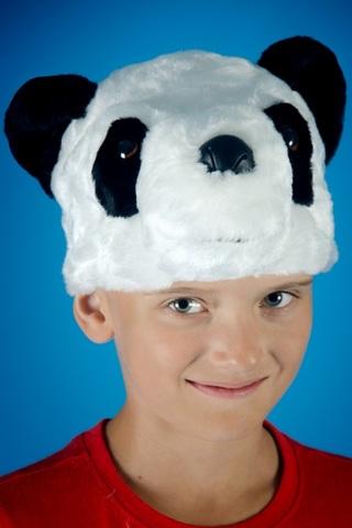 Карнавальная шапочка Панда