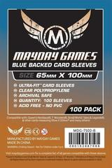 Протекторы Mayday: Blue Backed Magnum Copper Sleeve 65X100 (100)