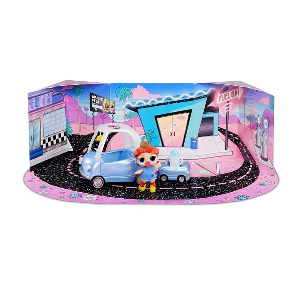 Игровой набор L.O.L. Surprise Furniture Road Trip with Can Do Baby, 564928