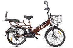 Велогибрид GREEN CITY e-ALFA GL