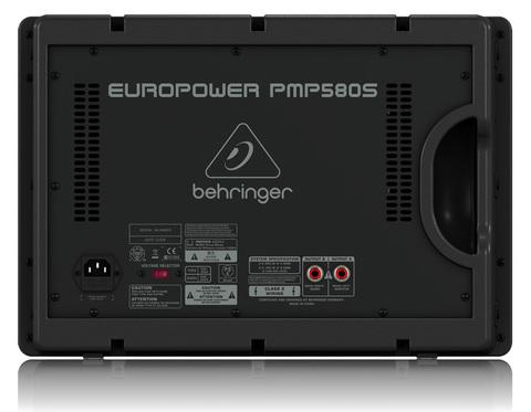 Аналоговые с усилителем Behringer PMP580S