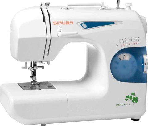 Электромеханическая швейная машина Siruba HSM-2517 | Soliy.com.ua