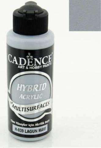 №39 Hybrid Acrylic, Голубая лагуна, 70мл., Cadence