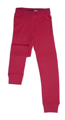 Термолеггинсы розовые 6-7 лет
