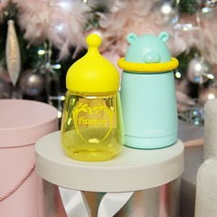 Подарочный набор: Бутылка для воды - Термос