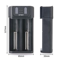 Зарядное устройство Efest Mega USB для Li-ion, NiMH аккумуляторов