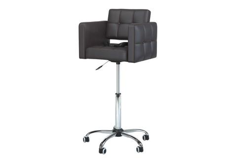 Детское парикмахерское кресло Quanto mini цвет коричневый