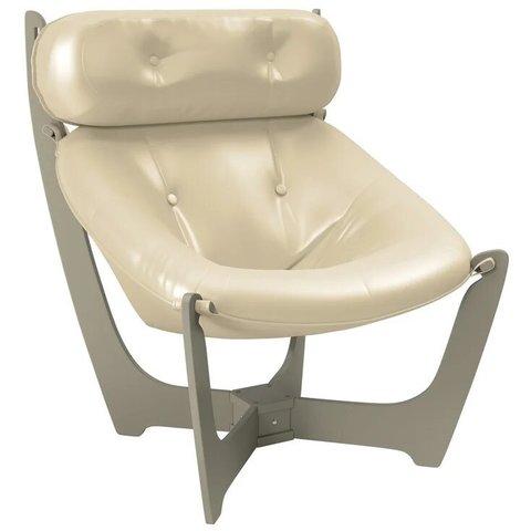 Кресло для отдыха Комфорт Модель 11 серый ясень/Oregon 106