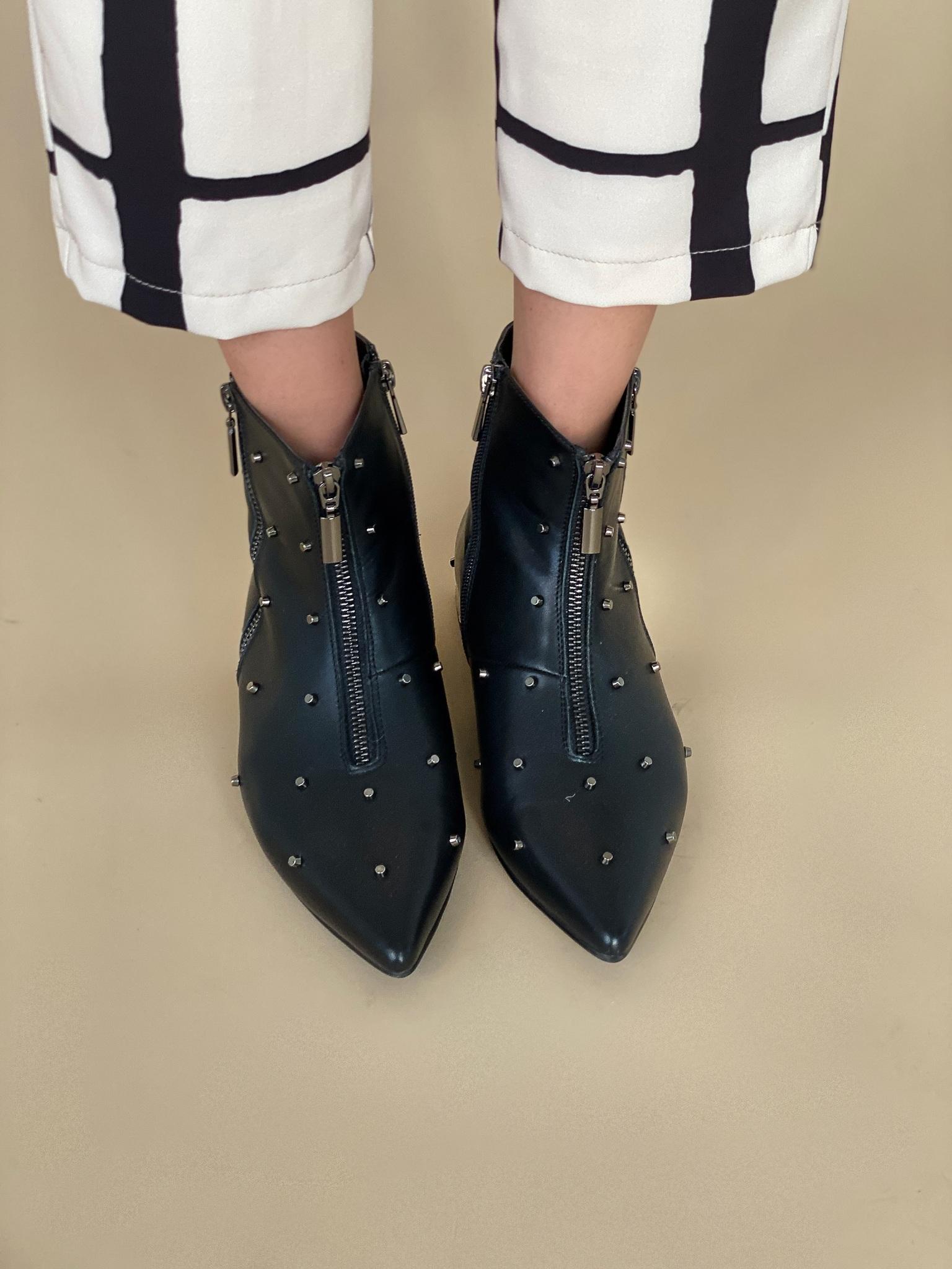 Ботинки, Ballerina, DOLLY (черный)