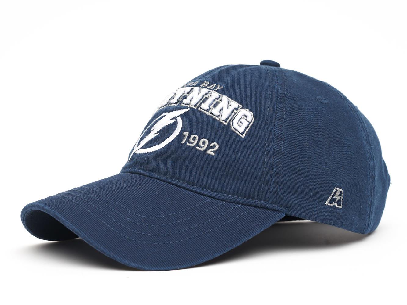 Бейсболка NHL Tampa Bay Lightning est. 1992 (подростковая)