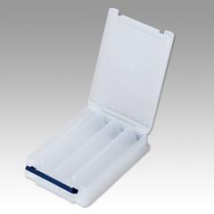 Коробка под приманки MEIHO REVERSIBLE 180V CLEAR