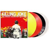 Killing Joke / Singles Collection 1979 - 2012 (Coloured Vinyl)(4LP)
