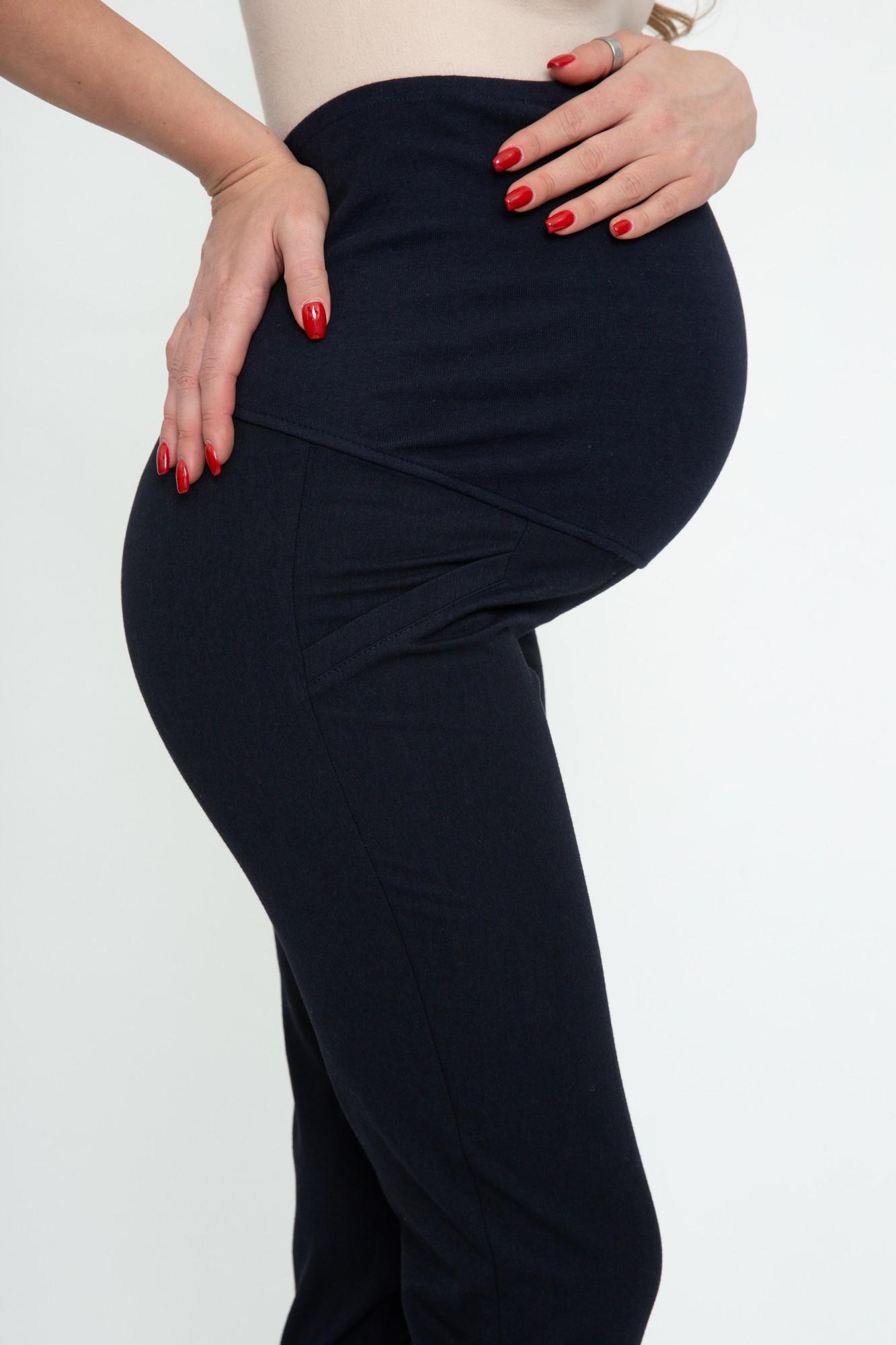 Брюки для беременных 09265 синий