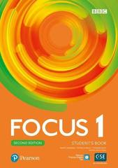 Focus Second Edition 1. Student's Book with Basic PEP Pack