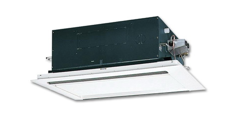 Внутренний блок Mitsubishi Electric PLFY-P63VLMD-E кассетного типа 2-поточный