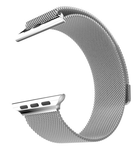 Миланский сетчатый браслет для IWO 2, IWO 5 (Milanese Loop)