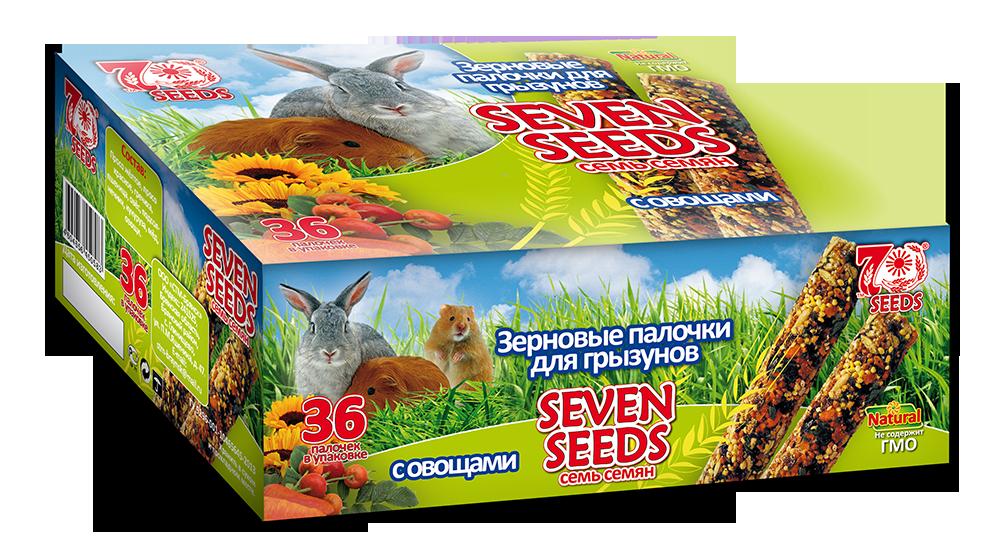 Лакомства Палочки для грызунов Seven Seeds с овощами Шоу-бокс-грызуны-овощи.png