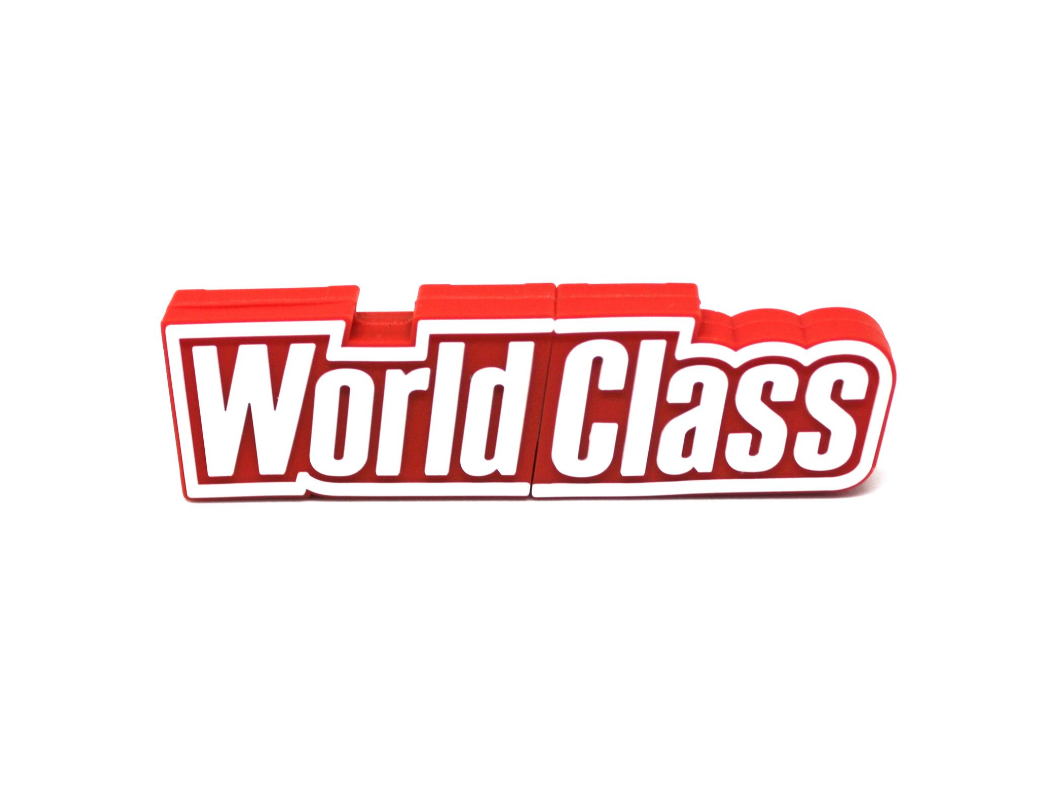 usb-флешка world class оптом