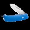 Швейцарский нож SWIZA D02 Standard, 95 мм, 6 функций, синий