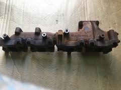 Выпускной коллектор MAN TGL / МАН ТГЛ MAN D2066/D2676/D0834 MAN Состоит из двух частей, абсолютно взаимозаменяемые с целиковым коллектором. 51081016356 99081023250