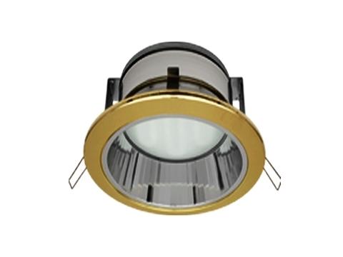 Ecola Светильник GX53 H2-R золото