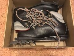Кошкоботы ледовые GS-A2 (ботинки лыжные MAREX размер  36-46) /30ХГСА/3мм
