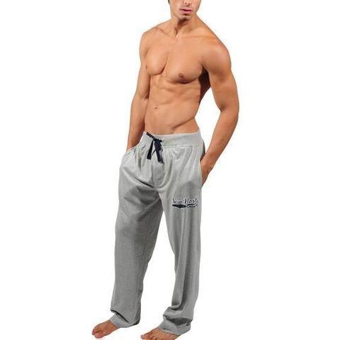 Мужские штаны домашние серые PAPI New York
