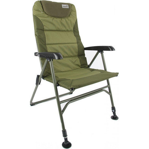 Кресло Карповое Nisus N-BD620-10050-6 до 130кг