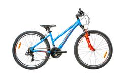 горный велосипед Corto LYNX 2021 матовый синий