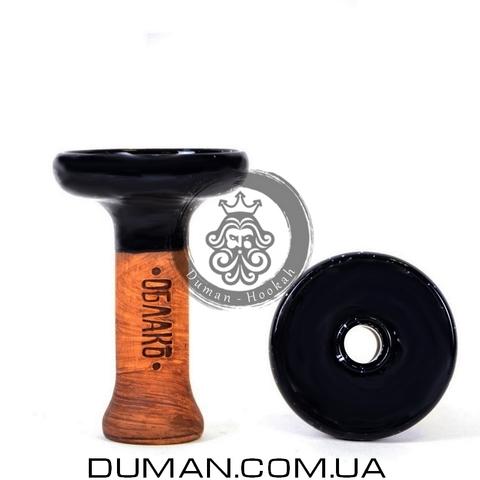 Чаша Oblako Phunnel Glaze Top (Облако)  Black Mate L