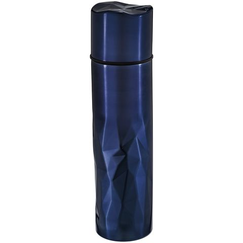 Gems Vacuum Flask, black sapphire
