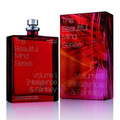 The Beautiful Mind Escentric Molecules, 100ml, Edt